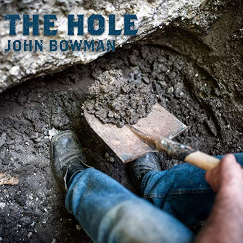 JOHN BOWMAN 'The Hole'  MH-1862-CD
