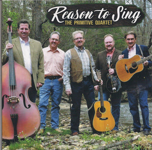 PRIMITIVE QUARTET 'Reason to Sing'