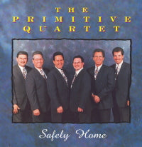 PRIMITIVE QUARTET 'Safely Home'