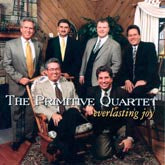 PRIMITIVE QUARTET 'Everlasting Joy'