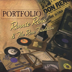 RONNIE RENO 7 THE RENO TRADITION 'Portfolio' SP-1005-CD
