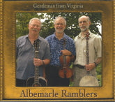ALBEMARLE RAMBLERS 'Gentlemen From Virginia'       MO5AR-CD