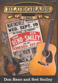 DON RENO & RED SMILEY 'BLUEGRASS 1963'