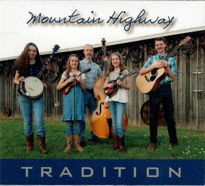 MOUNTAIN HIGHWAY 'Tradition'  MTNHW-2019-CD