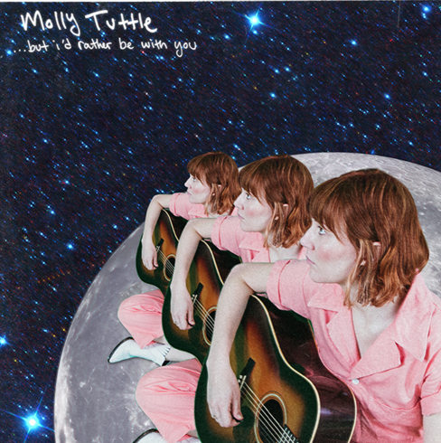 MOLLY TUTTLE '... But I'd Rather Be With You' COMP-4763-CD