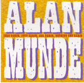 ALAN MUNDE 'Solo Banjo' CBP-2002-CD