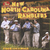 THE NEW NORTH CAROLINA RAMBLERS 'Four And A Half'