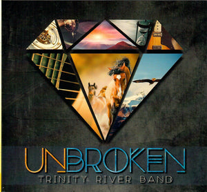 TRINITY RIVER BAND 'UnBroken'   OBR-15762-CD