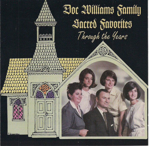 DOC WILLIAMS FAMILY 'Sacred Favorites - Through the Years'