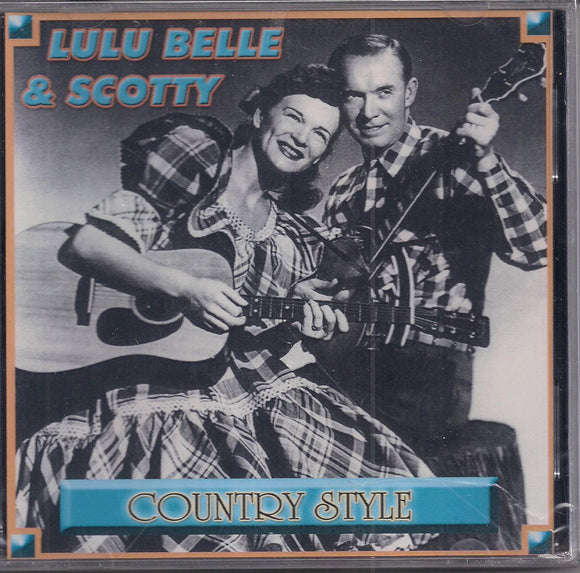 LULU BELLE & SCOTTY 'Country Style'