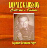 LONNIE GLOSSON 'Legendary Harmonica Player'