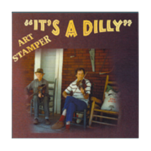 ART STAMPER 'It's A Dilly'       OH-90191-CD