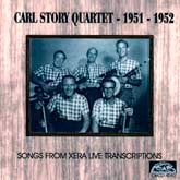 CARL STORY QUARTET 'Songs From Xera Live Transcriptions' (1951-1952) OH-4040-CD