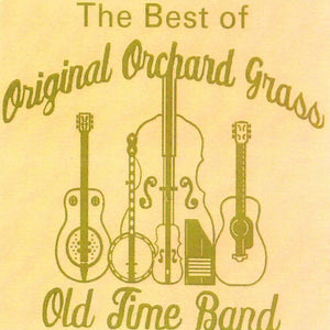 ORIGINAL ORCHARD GRASS OLD TIME BAND 'The Best of'   OOR-2018-CD