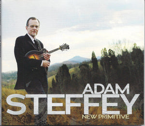 ADAM STEFFEY ' New Primitive'     ORGA-1469-CD