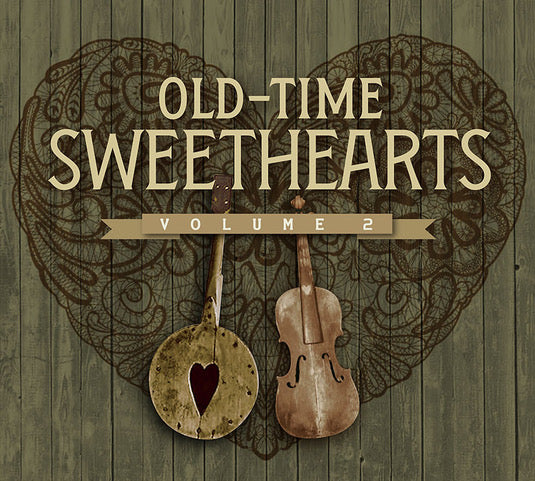 VARIOUS ARTISTS 'Old-Time Sweethearts - Volume 2' DITTY-011-CD