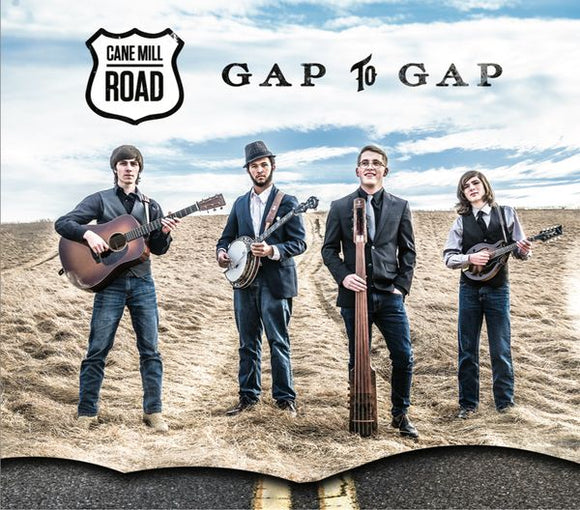 CANE MILL ROAD 'Gap to Gap'  PATUX-317-CD