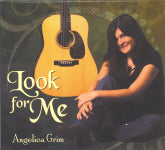 ANGELICA GRIM 'Look For Me'        PATUX-180-CD