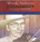 WOODY SIMMONS 'Live At WVMR'