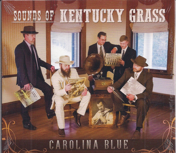 CAROLINA BLUE 'Sounds of Kentucky Grass' PMR-0004-CD