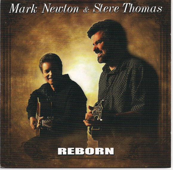 MARK NEWTON & STEVE THOMAS 'Reborn'