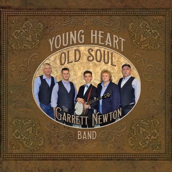 THE GARRETT NEWTON BAND 'Young Heart Old Soul'