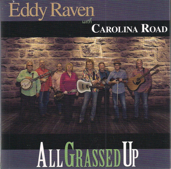EDDY RAVEN WITH CAROLINA ROAD 'All Grassed Up'