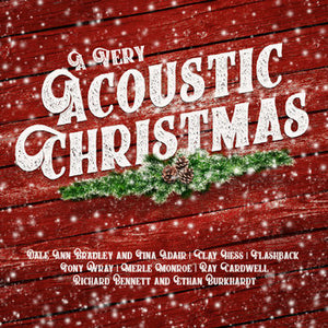VARIOUS ARTISTS  'A Very Acoustic Christmas'    PRC-1228-CD