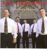 CHURCHMEN 'Traveling Through'