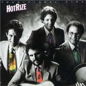HOT RIZE 'Traditional Ties' LP