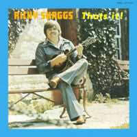 Ricky Skaggs 'Thats It!' - LP