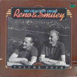 RENO & SMILEY '1983 Collectors Edition VOL. 4' - LP