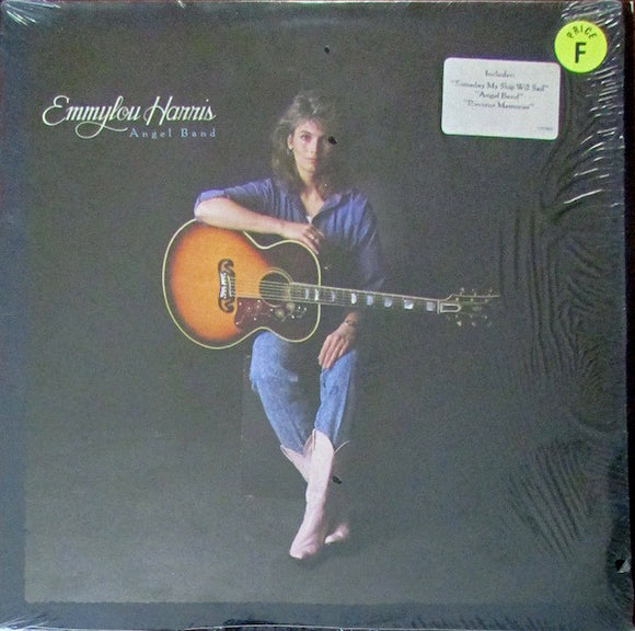 EMMYLOU HARRIS 'Angel Band' - LP