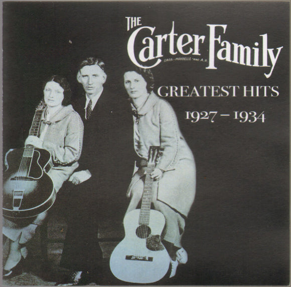 THE CARTER FAMILY 'Greatest Hits 1927-1934' FAB-146-CD