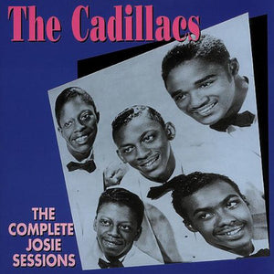 THE CADILLACS 'The Complete Josie Sessions' (4CDs) BCD-15648