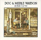 DOC & MERLE WATSON 'Down South' SH-3742-CD