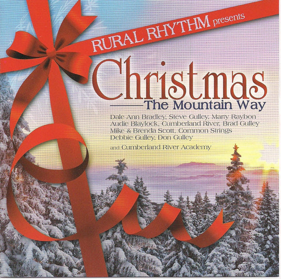 VARIOUS ARTISTS 'Christmas -- The Mountain Way'