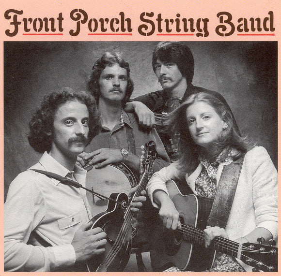 FRONT PORCH STRING BAND REB-1624-CD OUT-OF-PRINT