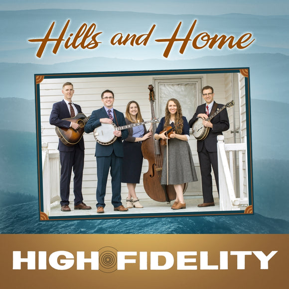HIGH FIDELITY 'Hills and Home' REB-1864-CD