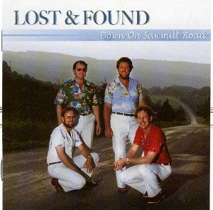 LOST & FOUND 'Down On Sawmill Road' REB-7524-CD