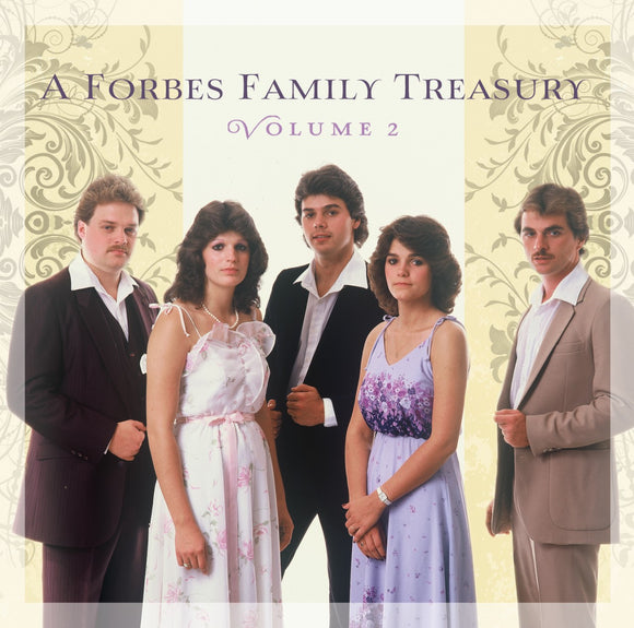 FORBES FAMILY TREASURY 'Volume 2' REB-7526-CD