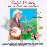 RALPH STANLEY & THE CLINCH MOUNTAIN BOYS 'Live At McClure'