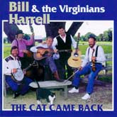BILL HARRELL 'The Cat Came Back'   REB-1742-CD