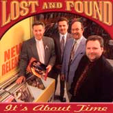 LOST & FOUND 'It's About Time'
