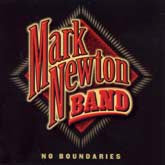 MARK NEWTON BAND 'No Boundaries'