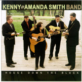 KENNY AND AMANDA SMITH BAND 'House Down The Block'