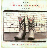 MARK NEWTON BAND 'Hillbilly Hemingway'