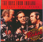 BOYS FROM INDIANA 'Good Time Blues' REB-7514-CD