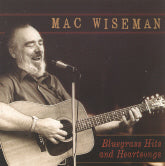 MAC WISEMAN 'Bluegrass Hits And Heartsongs'