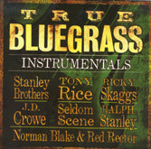 VARIOUS 'True Bluegrass Instrumentals'